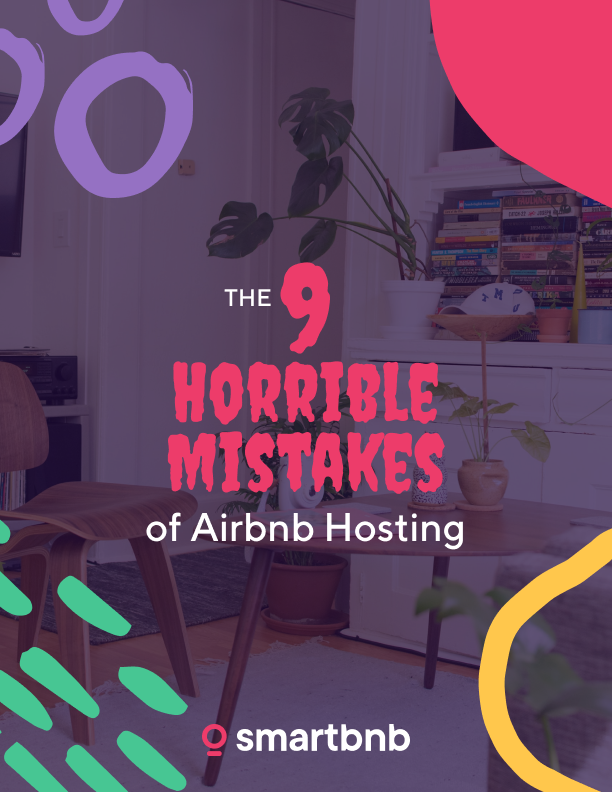 9 horrible mistakes of Airbnb hosting