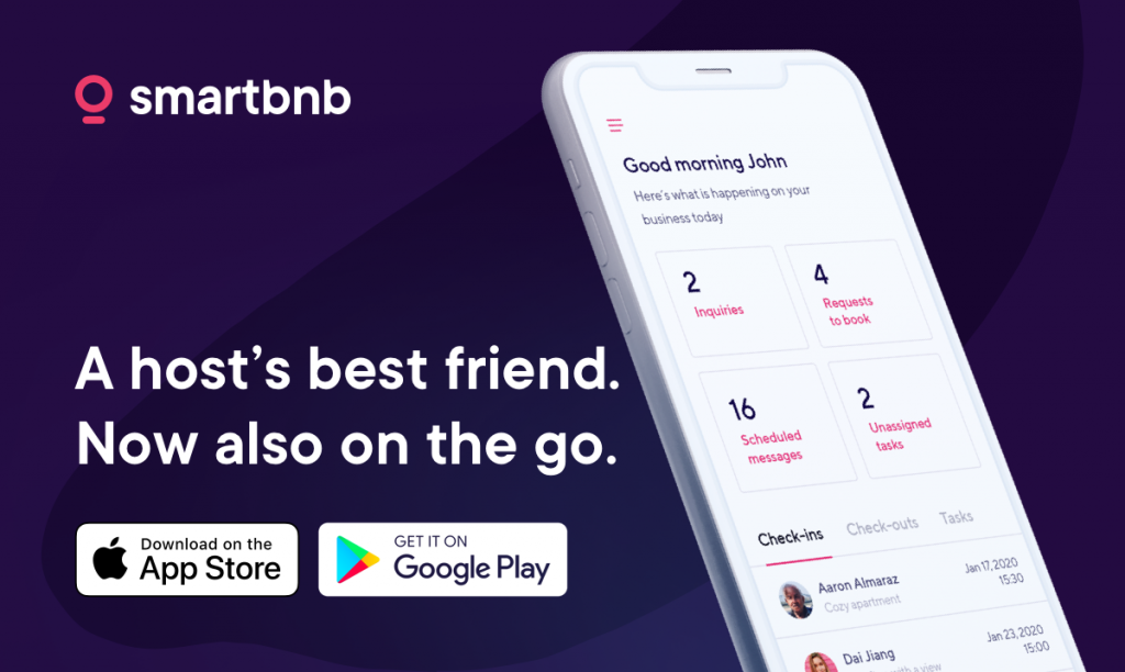 smarbnb app