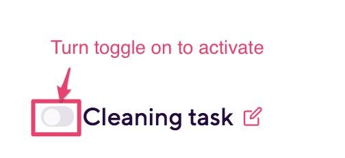 task title