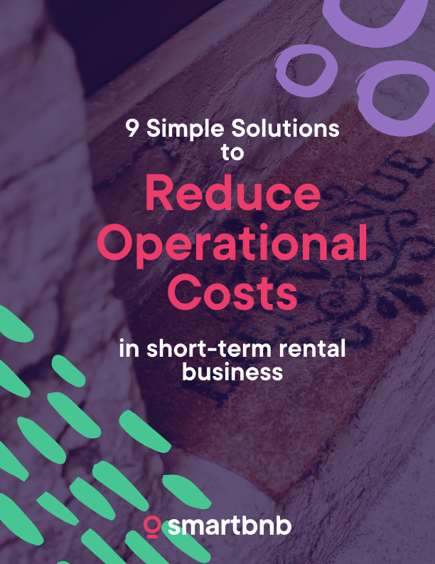 9 Simple Solutions to Reduce Operational Cost in Short-term Rental Business